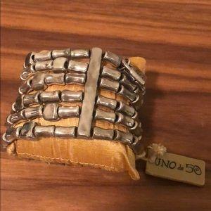 Uno de 50 bracelet - never worn!